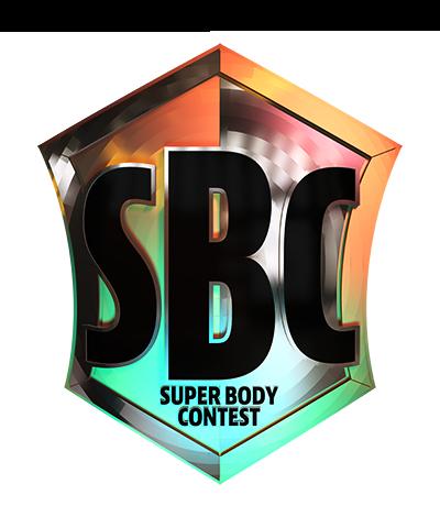 ボディコンテスト SBC ロゴ